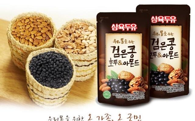 Sữa óc chó hạnh nhân Hàn Quốc này còn có thể giúp chị em phụ nữ làm đẹ