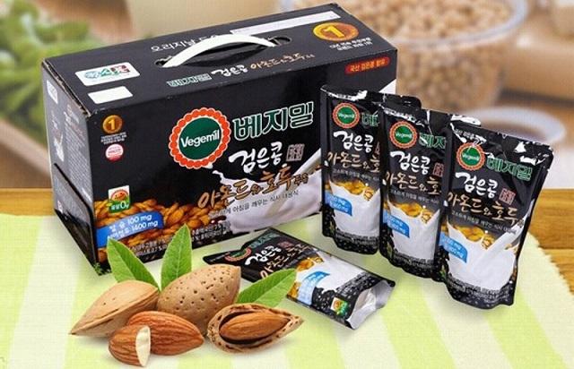 Sữa óc chó Hàn Quốc còn cung cấp nguồn Insulin dồi dào