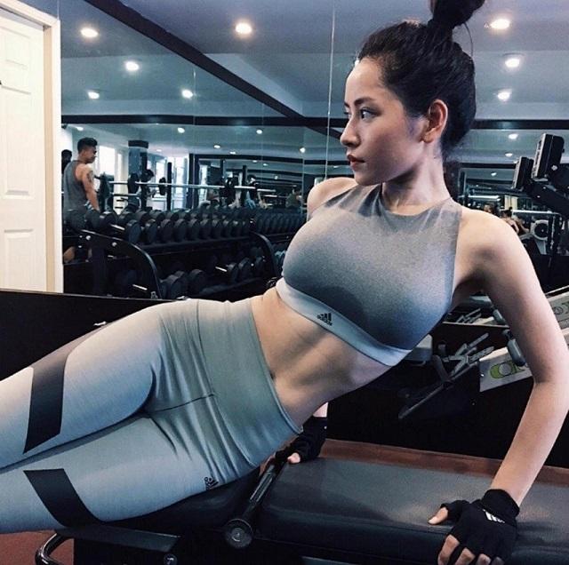 Tập luyện cơ bụng đúng cách giúp chúng ta có được cơ thể săn chắc