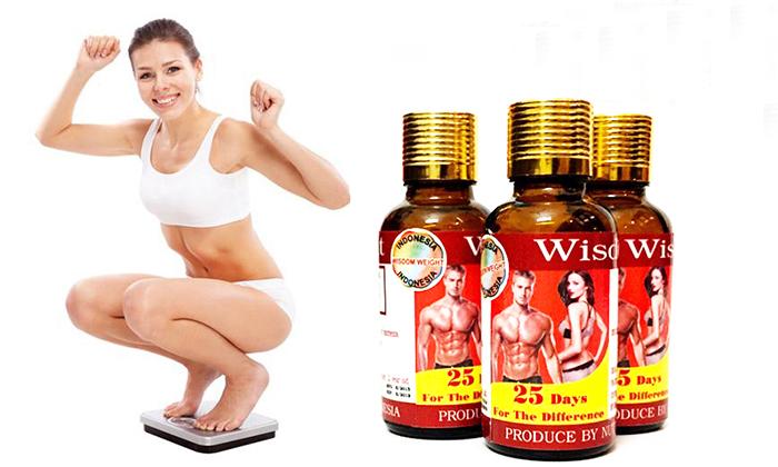 Thực phẩm chức năng tăng cân Wisdom Weight