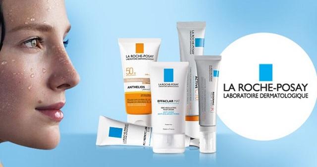 La Roche-Posay là thương hiệu dược mỹ phẩm của Pháp thuộc tập đoàn L'Oreal