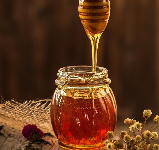 Thực phẩm tăng cân- Mật ong rất giàu khoáng chất