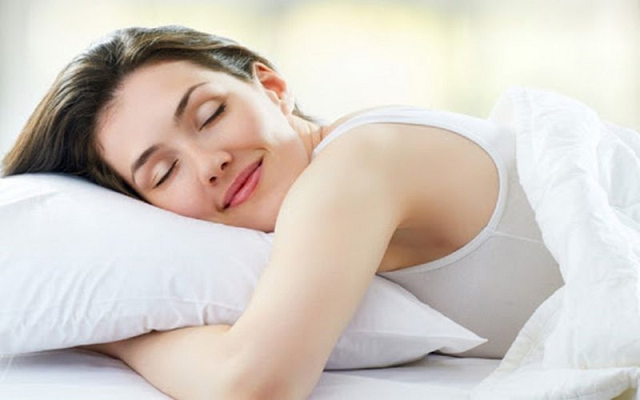 Tăng cân bằng cách ngủ đủ giấc