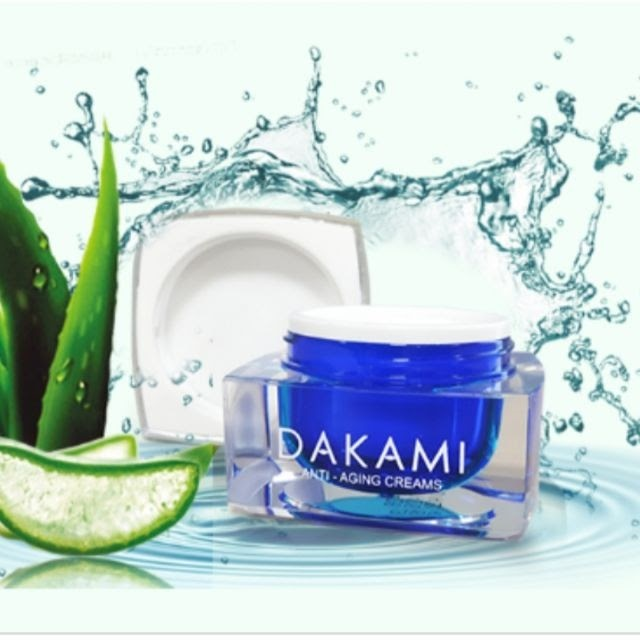 Kem chống lão hóa hiệu quả Dakami