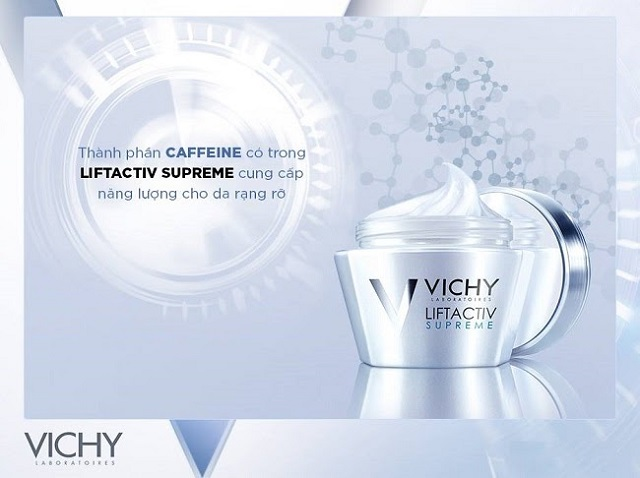 Vichy Liftactiv Night