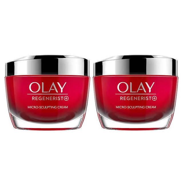 Mỗi ngày nên dùng kem Olay chống lão hóa Regenerist vào hai lần sáng và tối để đạt được hiệu quả tối đa