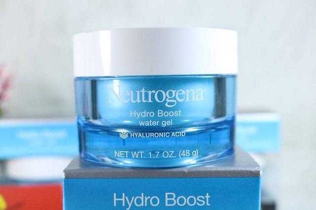 Kem dưỡng ẩm Neutrogena Hydro Boost water gel cung cấp độ ẩm và cấp nước ngay tức thì cho làn da