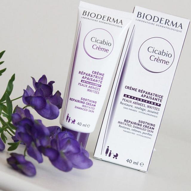 Kem dưỡng ẩm Bioderma Cicabio Creme