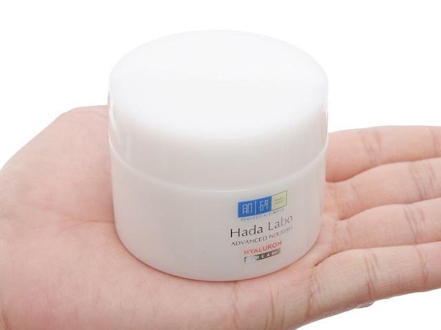 Kem dưỡng ẩm Hada Labo Advanced Nourish Hyaluron Cream giúp ngăn ngừa tình trạng thoát hơi ẩm qua da