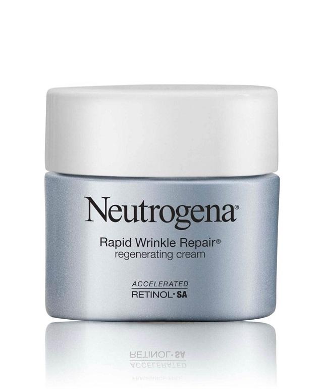 Kem dưỡng mờ nếp nhăn Neutrogena Rapid Wrinkle Repair SPF30
