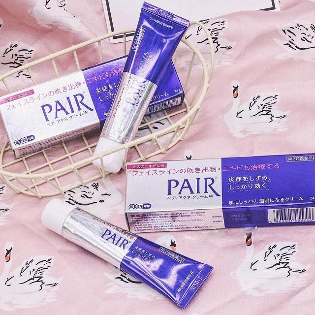 kem trị mụn Pair Acne Lion Cream