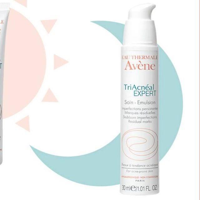 Kem trị mụn cho da dầu Avene Triacneal Expert Emulsion