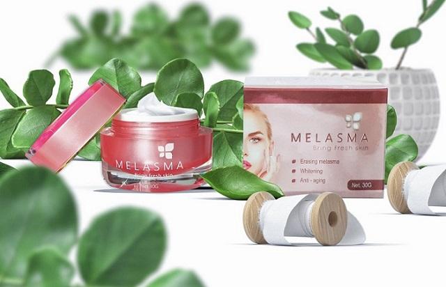Melasma phục hồi và tái tạo da từ sâu bên trong