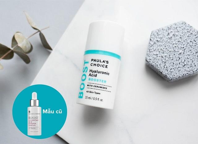 Serum Paula's Choice Resist Hyaluronic Acid có khả năng cải thiện tình trạng lão hóa.