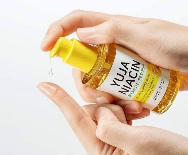 Some By Mi Yuja Niacin Blemish Care Serum 50ml