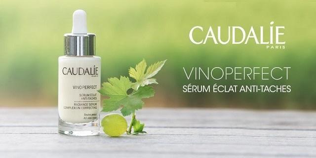 Serum dưỡng da Caudalie Vinoperfect Radiance Serum Complexion