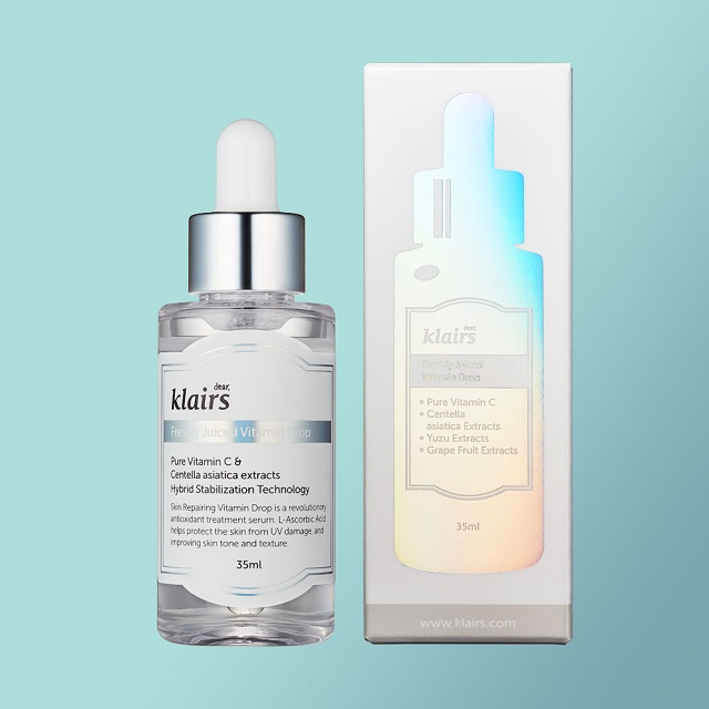 Serum Klairs Freshly Juiced Vitamin Drop