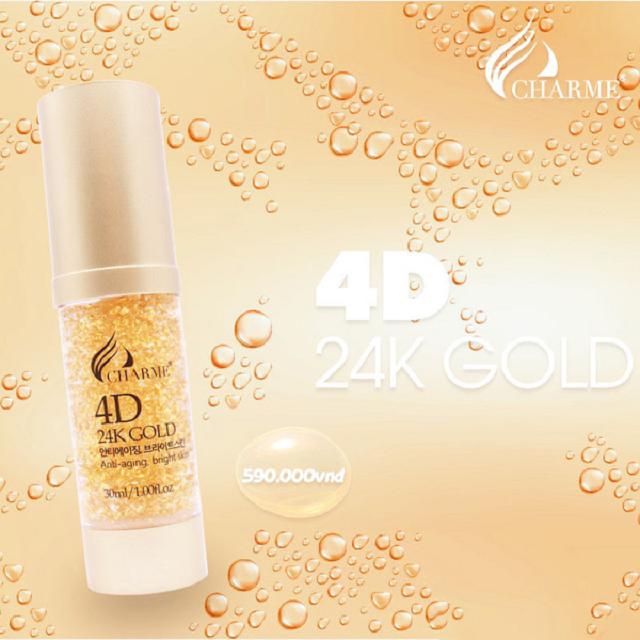 Serum vàng 24K Charme