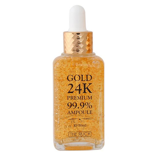 Serum vàng 24K The Rucy Premium.