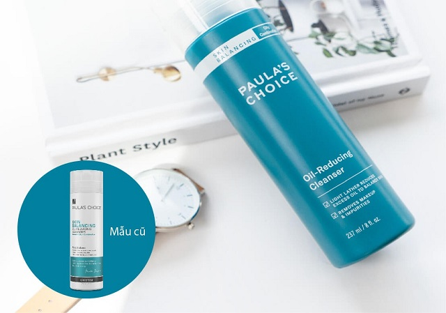 Sữa rửa mặt Paula's Choice Skin Balancing Oil Reducing Cleanser