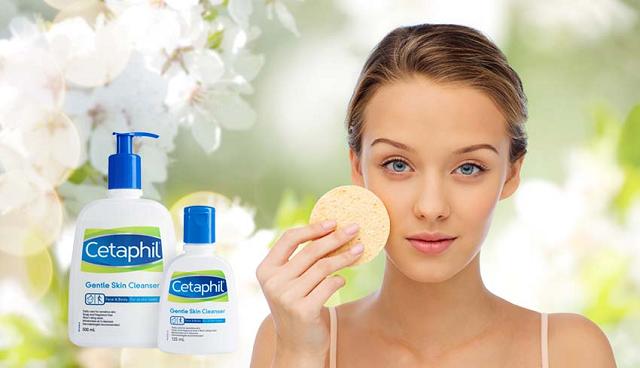 Sữa rửa mặt Cetaphil không có hương liệu nên vô cùng phù hợp với da dầu