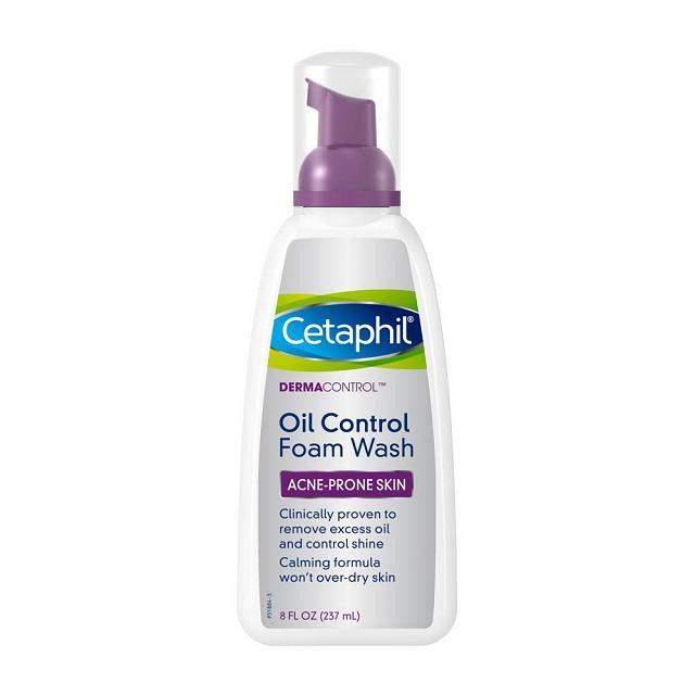 Sữa rửa mặt Cetaphil cho da mụn hay còn gọi là Cetaphil DermaControl Foam Wash