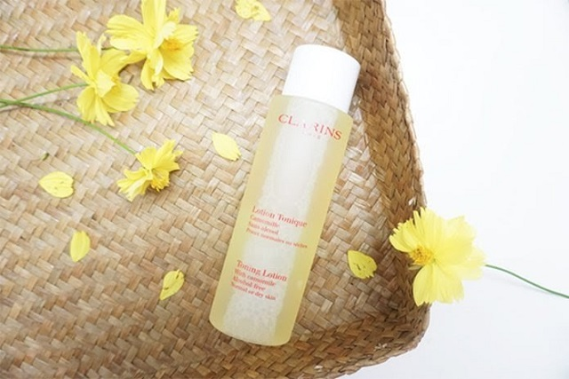Toner Clarins Toning Lotion With Camomile