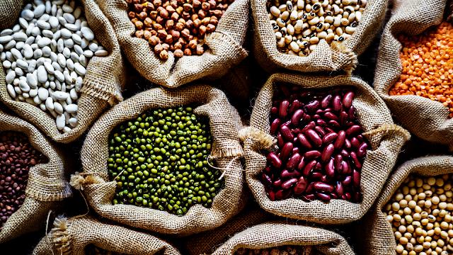 Bột ngũ cốc được làm từ nhiều loại hạt tốt cho cơ thể