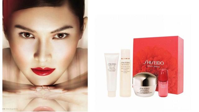 Kem chống lão hóa Shiseido là thương hiệu chăm sóc sắc đẹp nổi tiếng