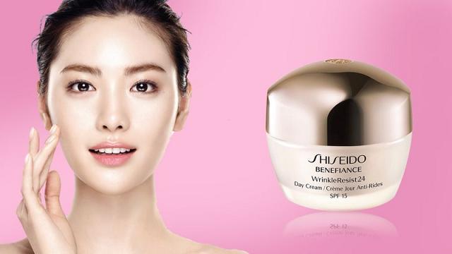 Kem chống lão hóa Shiseido phù hợp với các chị em phụ nữ tuổi trung niên