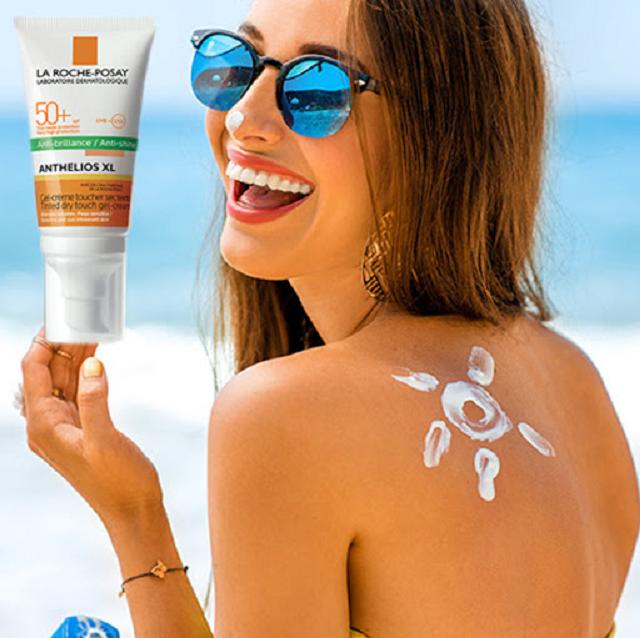 Cách lựa chọn kem chống nắng la roche posay cho từng loại da