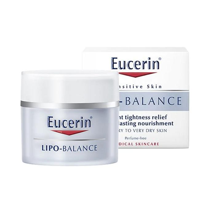 Kem dưỡng ẩm Eucerin Lipo Balance