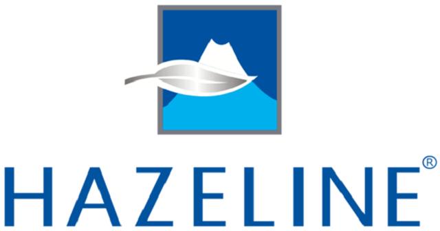 Logo thương hiệu Hazeline