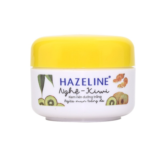 Kem dưỡng ẩm Hazeline Nghệ - Kiwi ngăn ngừa mụn