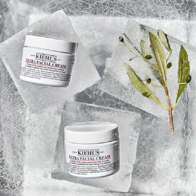 Sản phẩm kem dưỡng Ultra Facial Cream được hãng Kiehl's ưu ái dành tặng cho các cô nàng sở hữu làn da khô và da hỗn hợp thiên khô