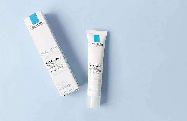 Kem dưỡng ẩm La Roche-Posay Effaclar Duo+ là sản phẩm tuyệt vời cho làn da mụn