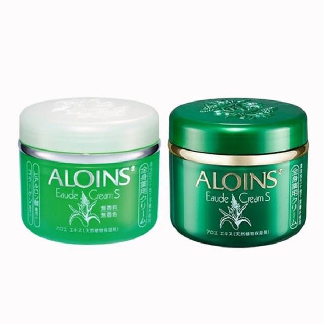 Aloins Eaude Cream S bảo vệ ADN tế bào, chống lão hóa hiệu quả.