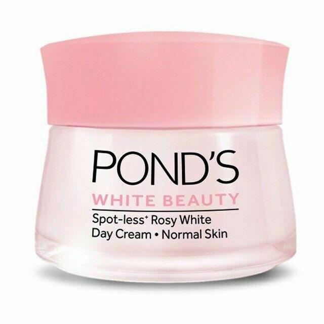 Pond's White Beauty Day Cream là dòng kem dưỡng trắng da được thiết kế với chất kem đặc, thẩm thấu nhanh