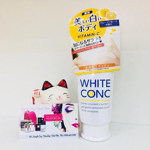 Marna Cosmetics White Conc Water Cream Ⅱ 90g khi thoa lên da sẽ hóa thành nước
