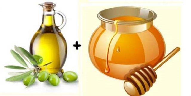 Làm mặt nạ trị nám từ dầu oliu