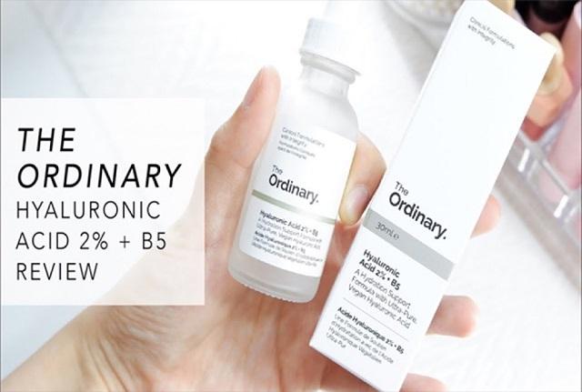 Serum The Ordinary B5 là dòng sản phẩm nổi tiếng của thương hiệu mỹ phẩm The Ordinary