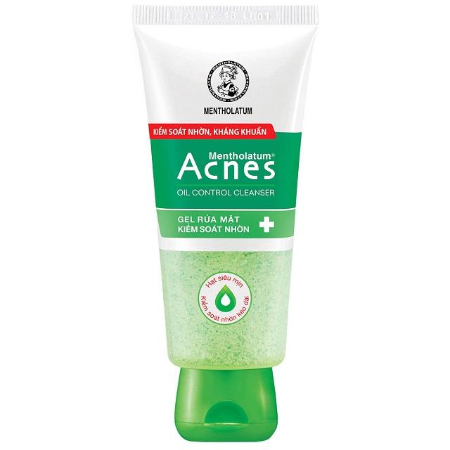 Sữa rửa mặt acness