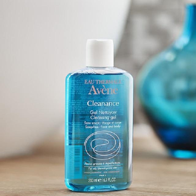 Sữa rửa mặt trị mụn Avene Cleanance Soapless Cleanser Gel