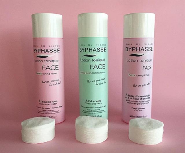 Nước hoa hồng Byphasse Face Soft Toner Lotion