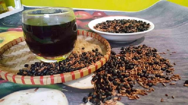 bí quyết làm trà gạo lứt giảm cân