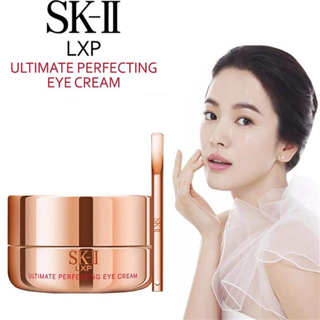 Kem dưỡng mắt Skii LXP Ultimate Perfecting Eye Cream