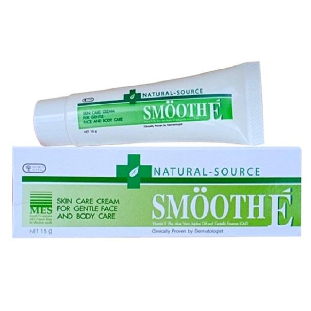 Kem trị thâm mụn smoothe