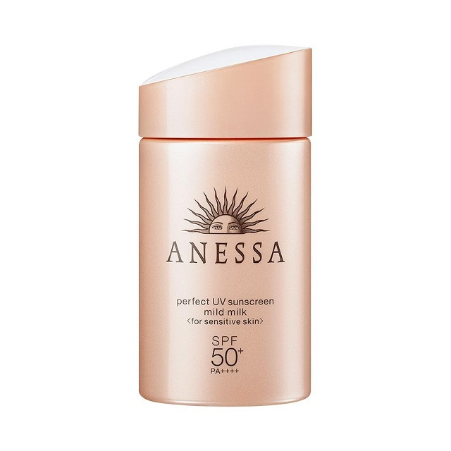 Anessa Perfect UV Sunscreen Skincare Milk SPF 50+/ PA++++